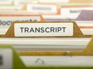 TrueTranscript - Get your Transcript online from India universities